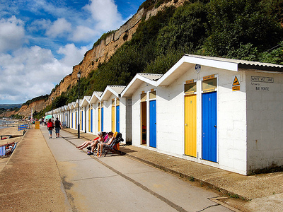 Isle Of Wight Beach Huts