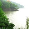 Lake Scenery At Wuxi