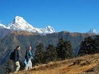 Dhampus-Sarangkot Hiking
