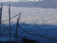 View From Langtang Region Trekking