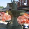 Iron Mike Fountain