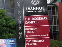 Ivanhoe Grammar School