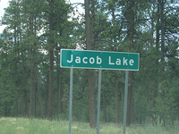 Jacob Lake Campground