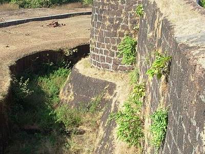 Jaigad Fort