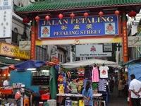 Chinatown Petaling Street