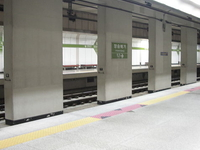 Jangseungbaegi Station