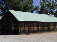 Jenny Lake CCC Camp NP-4