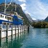 Jetty @ Jamestown - Milford Sound NZ
