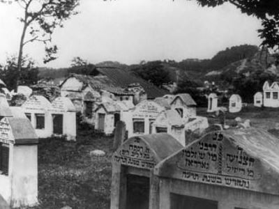 Jewish Cemeteries of Vilnius