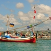 Boat @ Jimbaran - Bali - Indonesia