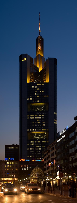 Commerzbank Tower Besichtigung