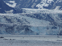 Johns Hopkins Glacier