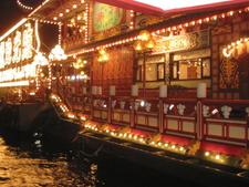 Jumbo Floating Restaurant Outside