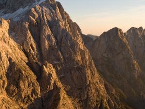 Jalovec Mountain