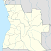 Jamba Cuando Cubango Is Located In Angola