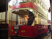 James Hall Museo del Transporte