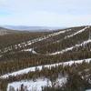 View Of The Ski Slopes At June