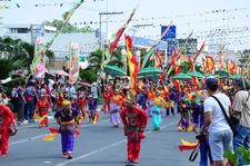 Kadsagayan Dance Parade