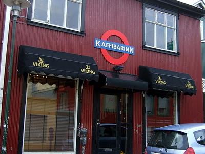Kaffibarinn Reykjavik