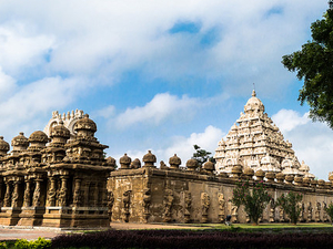 South India Temple Tour Photos