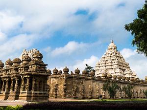 South India Temple Tour Photos