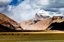 Kailash Mountain - Tibet - China