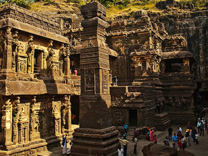 Mumbai Ajanta Ellora Photos