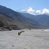 Kali Gandaki Valley Near Jomsom - Nepal Annapurna