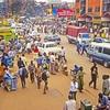 Kampala Street Scene - Uganda