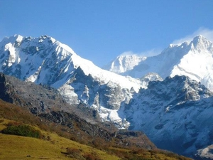 13 Days Dzongri-Goechala Trek. Photos