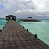 Kapalai Semporna - Pulau Mabul Pier