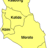 Karamoja Districts