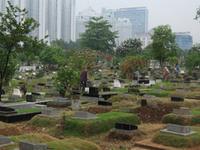 Karet Bivak Cemetery