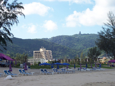 Karon Beach Hill Top