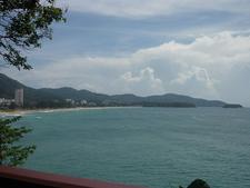 View Of Karon Beach