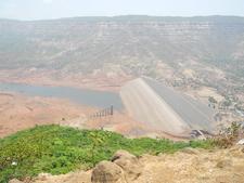Kates Point River View - Mahabaleshwar - India