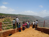 Kates Point Viewing Platform - Mahabaleshwar - India