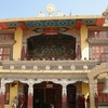 Kathmandu Boudhanath - Inside Views