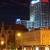 Market Square In Katowice