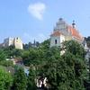 Kazimierz Dolny's Church Of St Anna Poland