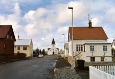 Church At Norðfjörðsgata