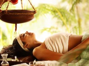 Ayurvedic Treatment & Yoga Photos