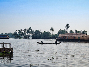 Kerala Backwater Tour Photos