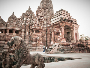Golden Triangle with Khajuraho Tour Photos