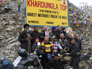Ride the Himalayas - 12 Day Adventure Photos