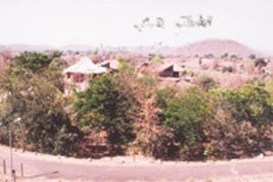 Khekranala Reservoir