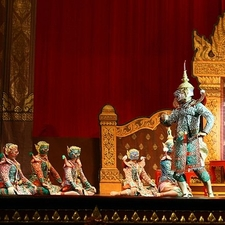Khon Performance - Bangkok