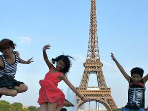 Paris City Tour, Seine River Cruise and Eiffel Tower Photos
