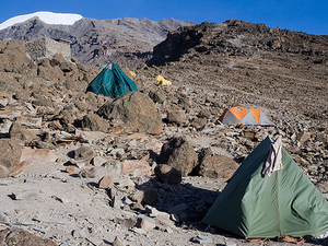 Kilimanjaro Climb - Machame Route whiskey Route Photos