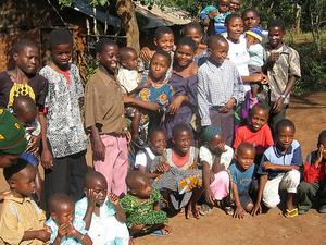 Volunteering For Village Education Project Kilimanjaro Photos